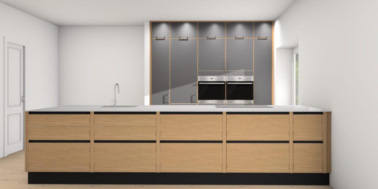 Køkkenet — krav, funktioner og design